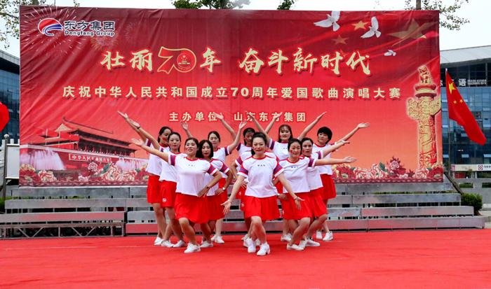 开场舞蹈《舞动中国》